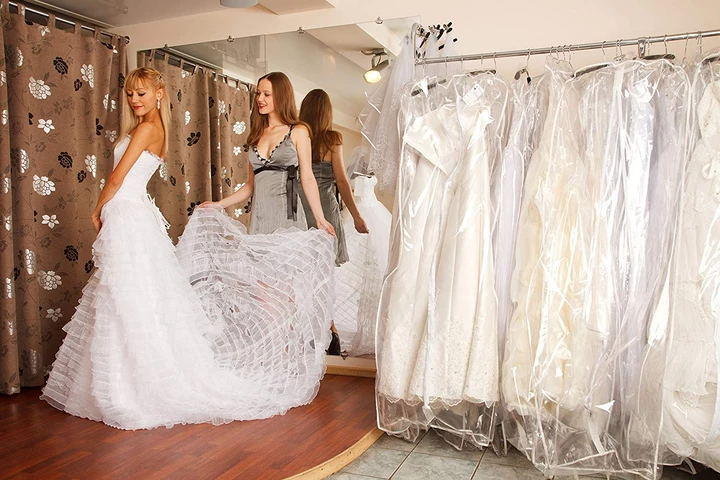 Storaging A Wedding Dress